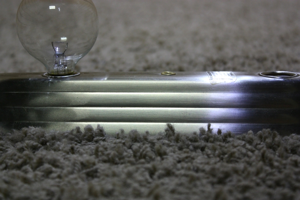 RV Interiors USED RV 15 INCH VANITY 3 BULB LIGHT BAR FOR SALE Interior Lights WHERE TO BUY ...