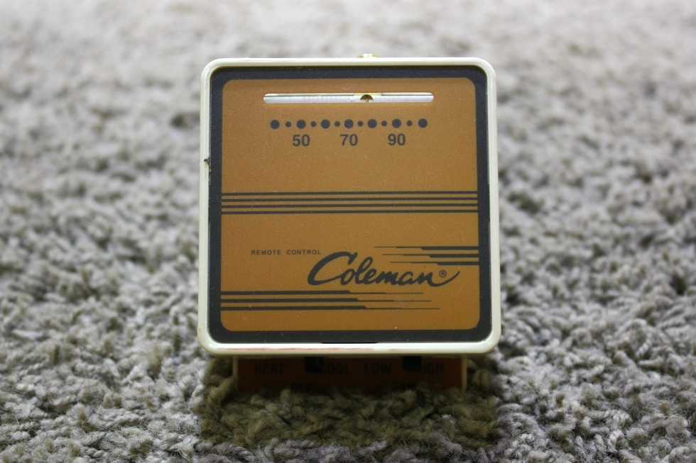 USED COLEMAN THERMOSTAT RV PARTS FOR SALE