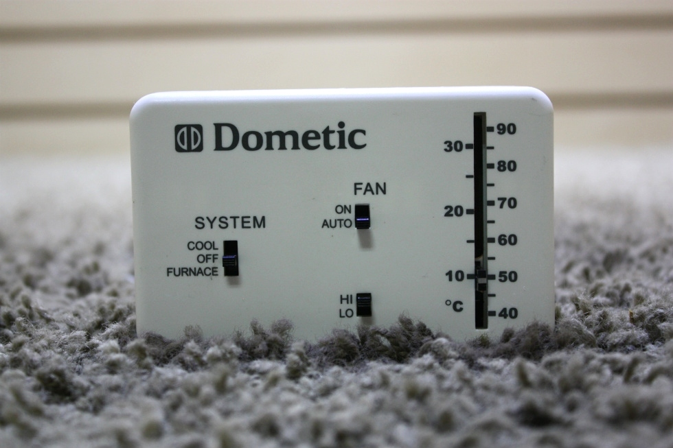 USED MOTORHOME DOMETIC 3106995.032 WALL THERMOSTAT FOR SALE