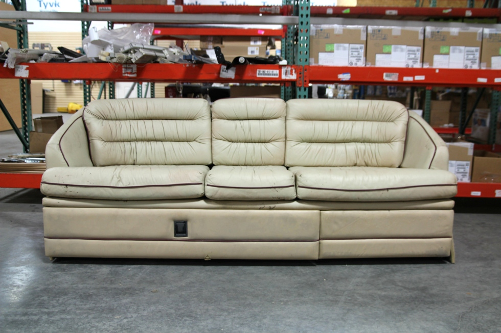 used rvmotorhome villa sofa couch from prevost bus recoverable