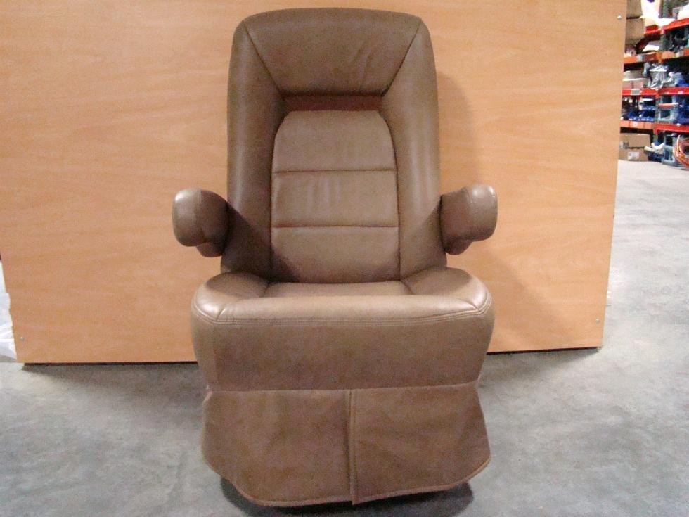 RV Furniture USED RV MOTORHOME FURNITURE BROWN CAPTAIN