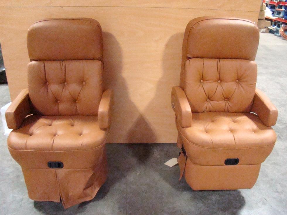 Rv Furniture Used Rv Motorhome Furniture Butterscotch