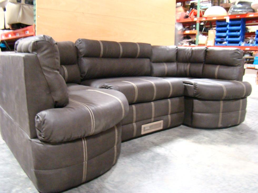 Rv Furniture Used Rv Motorhome U Shaped Dinette With Sleeper For Sale Dinette Furniture Rv