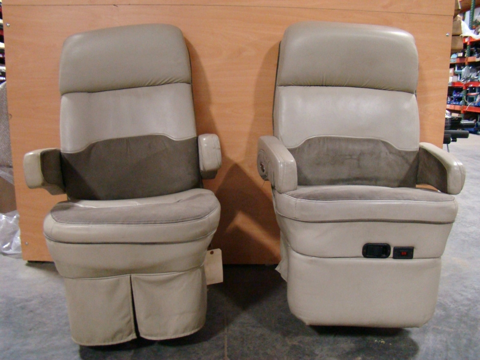 rv seat covers captain chairs velcromag