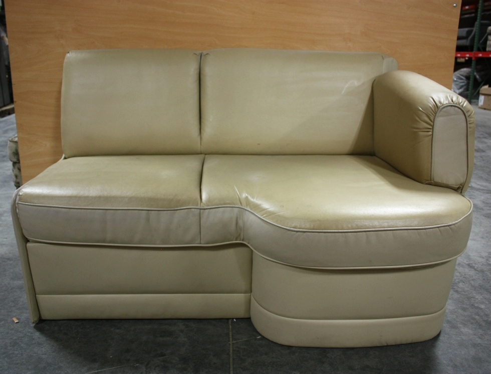 Rv furniture used leather rv j lounge for sale rv j for Rv furniture