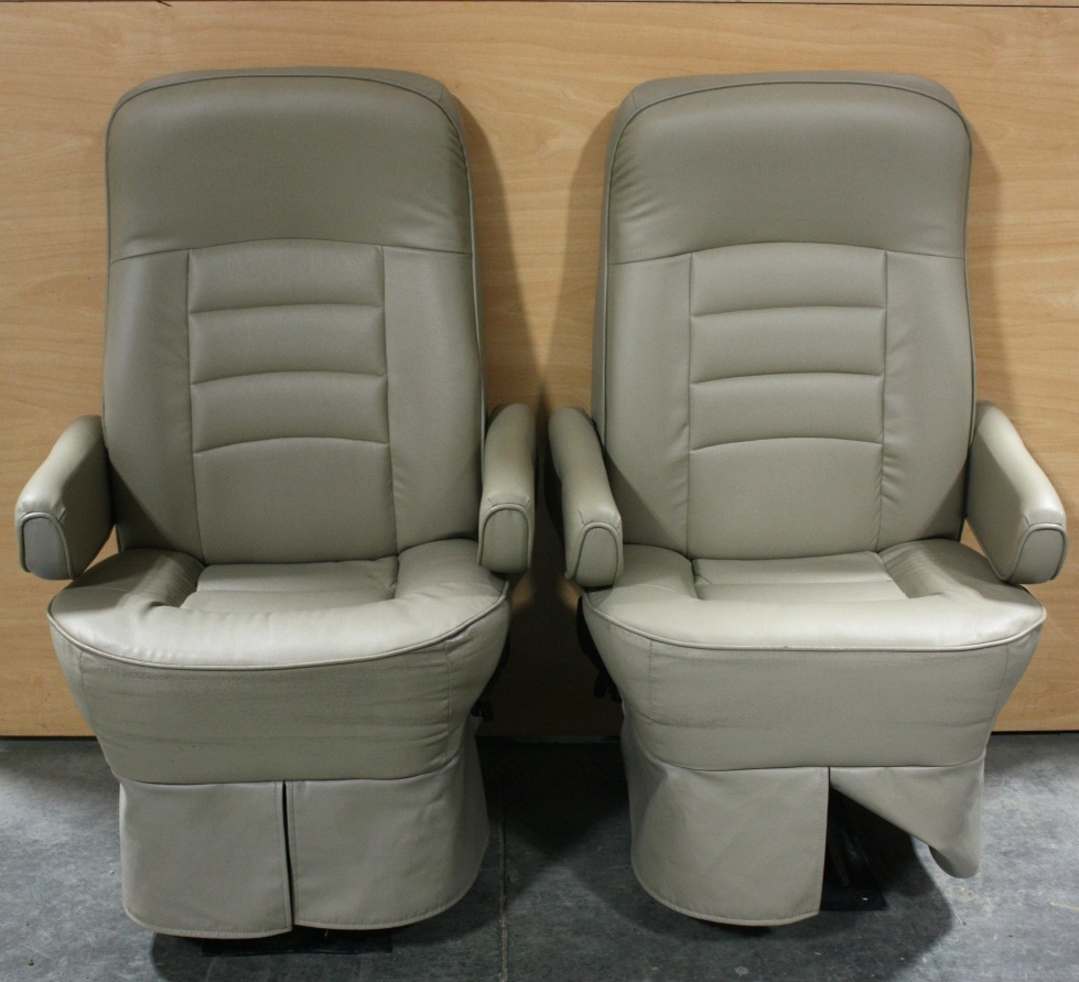 Pictures Rv Furniture Used Motorhome Captain Chair Set | Picsnsfw.club