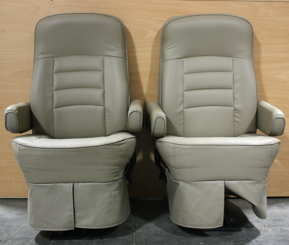 Rv furniture used flexsteel ultra leather rv furniture set for Rv furniture